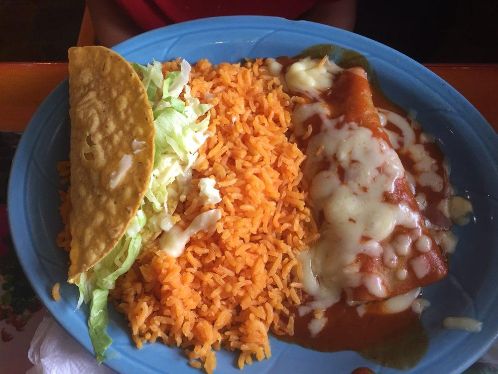 Mi Cabana Mexican Restaurant 3: 4054 S Memorial Dr, Winterville, NC