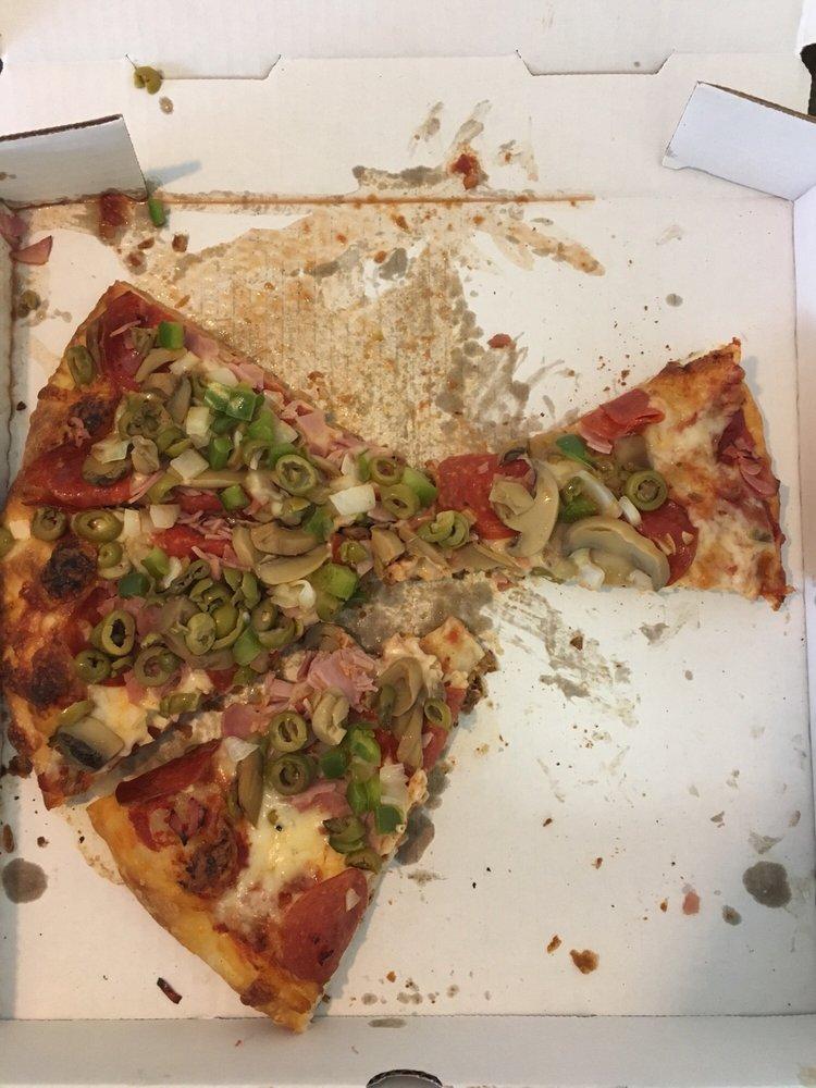 Main Street Pizza: 229 N Shiawassee St, Corunna, MI