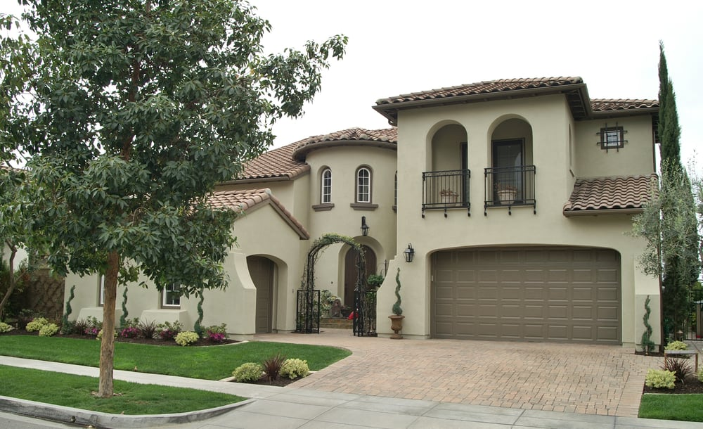 Ladera Ranch Dunn Edwards Stucco Evershield Flat Window Accents Evershield Low Sheen Metal