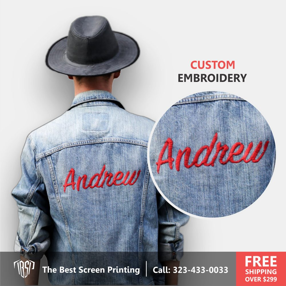dbf97b2d6 The Best Screen Printing & Embroidery - 64 Photos & 20 Reviews ...