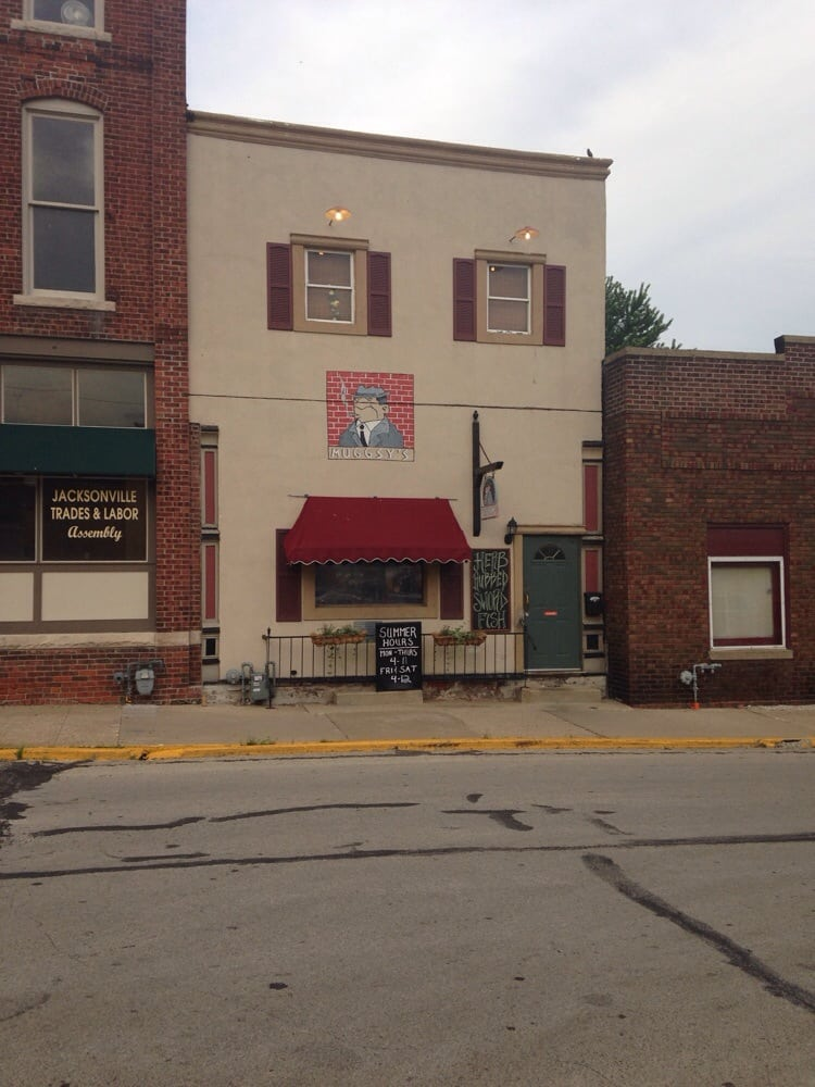 Muggsy's Fine Dining: 230 S Mauvaisterre St, Jacksonville, IL