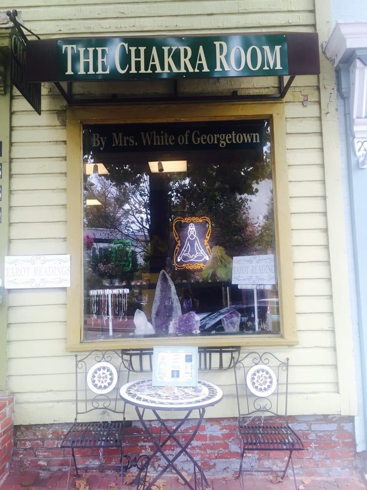 The Chakra Room: 1669 Wisconsin Ave NW, Washington, DC, DC