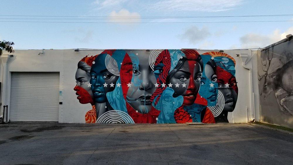 Wynwood Walls: 2520 NW 2nd Ave, Miami, FL