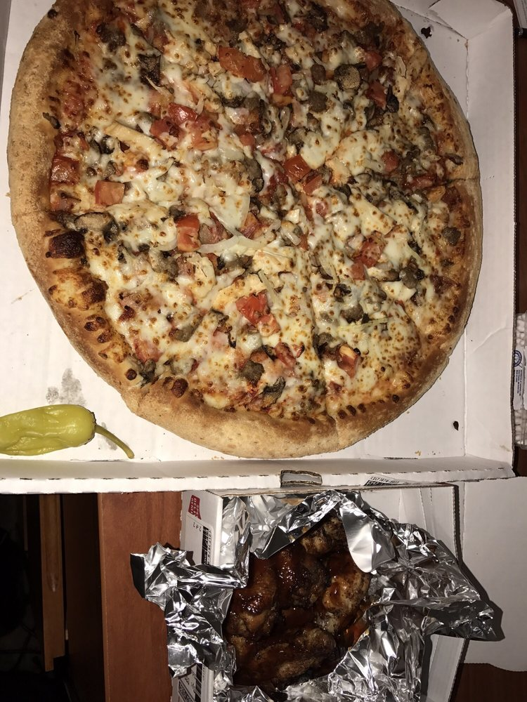 Papa John's Pizza: 106 E Green St, Champaign, IL