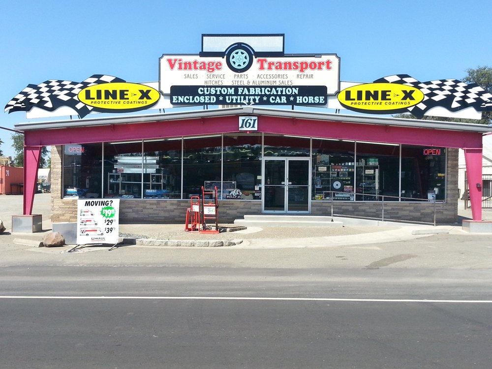 U-Haul Neighborhood Dealer: 6099 Watt Av Suite 2, North Highlands, CA