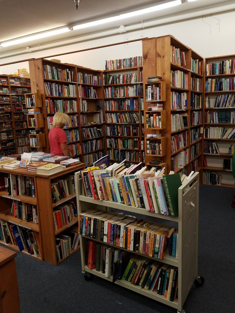 Bookwagon: 1654 Ashland St, Ashland, OR