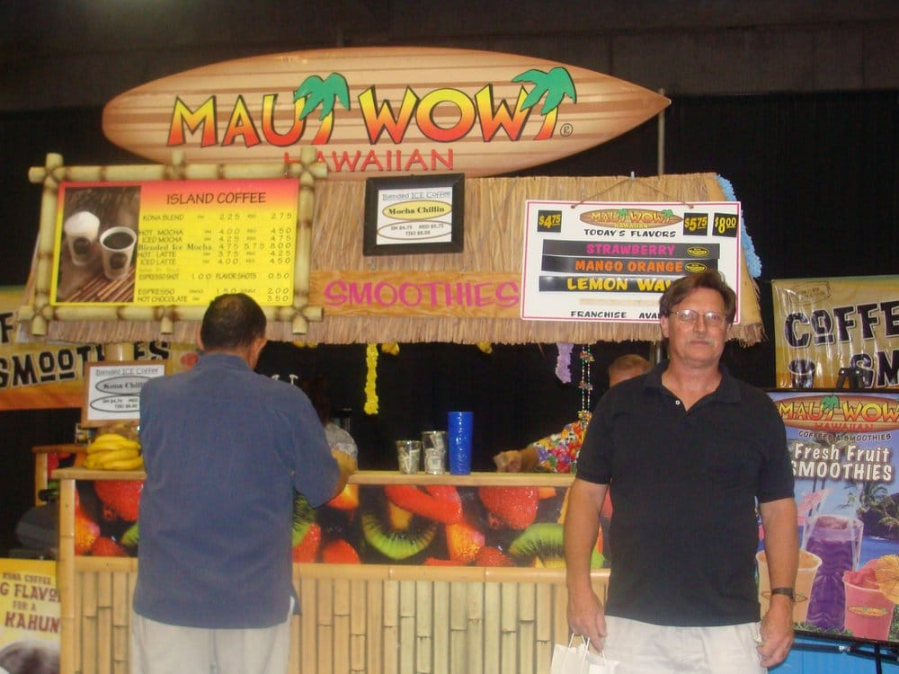 Maui Wowi Hawaiian Coffees Smoothies Yelp