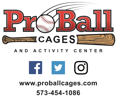 Proball Cages & Activity Center: 103 St Francois Plaza Sq, Leadington, MO