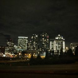 Photo Of City Of Bellevue   Bellevue, WA, United States. Beautiful Bellevue  Skyline