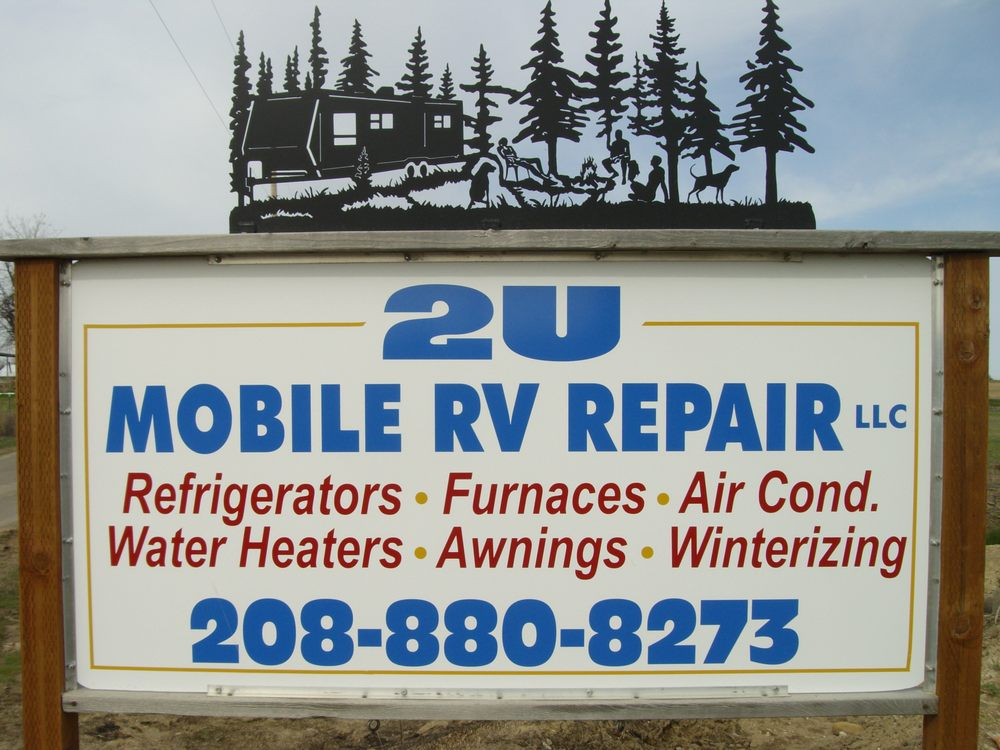 2U Mobile RV Repair: 5580 SE 2nd Ave, New Plymouth, ID