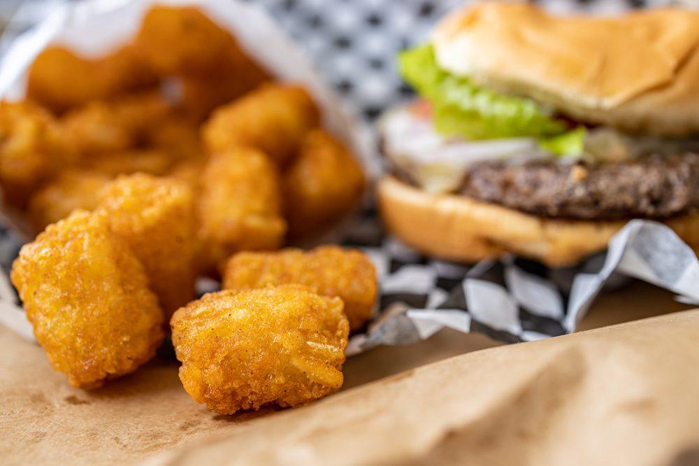 Bartels Giant Burger: 22355 Corning Rd, Corning, CA