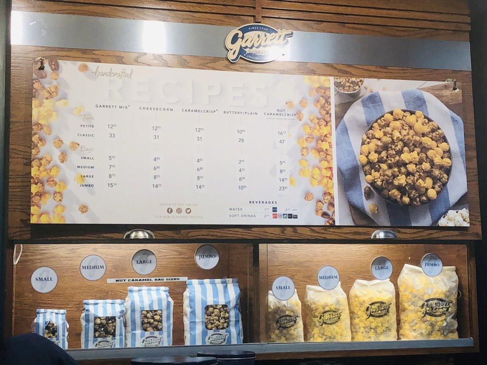 Photo Of Garrett Popcorn S Chicago Il United States Prices And Sizes