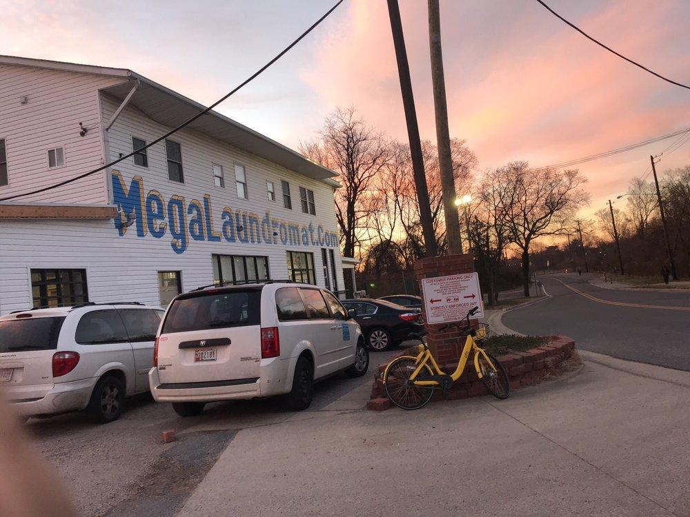American Mega Laundromat: 2781 Hamilton St, Hyattsville, MD