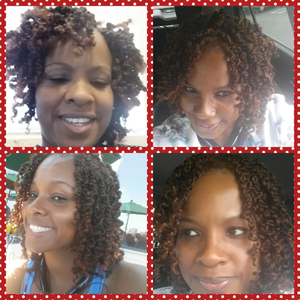 Done By Ms Miriamnky Twist With Naffy Spring Twist Haires The