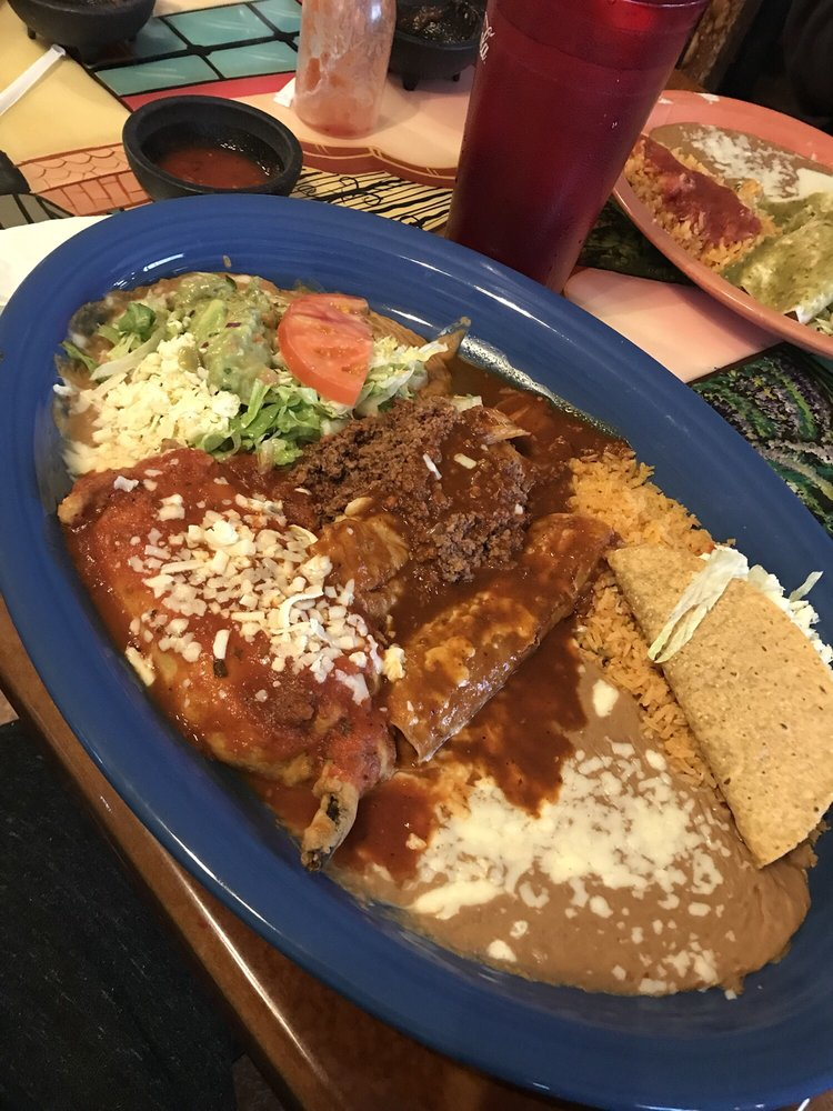 Las Canteras Mexican Rest And Grill: 203 W Washington St, Norton, KS