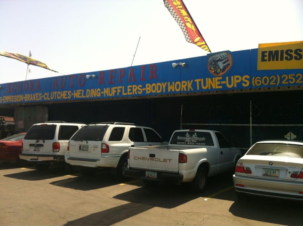 Sonora Auto Repair & Body Work
