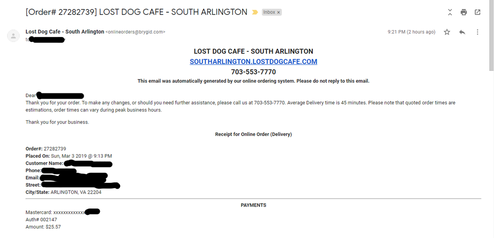 Lost Dog Cafe - Order Food Online - 315 Photos & 697 Reviews