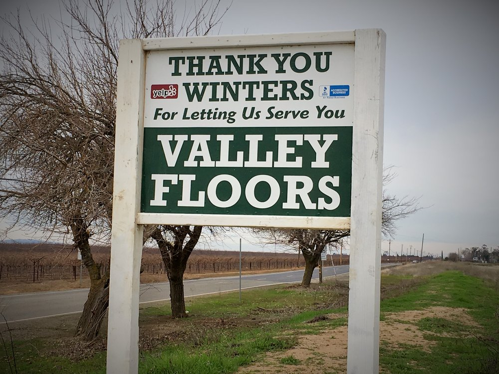 Valley Floors: 1805 Railroad Ave, Winters, CA