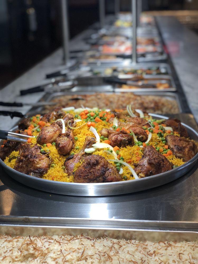 Dimassi's Mediterranean Buffet: 190 E Stacy Rd, Allen, TX