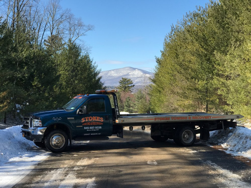 Towing business in Woodstock, NY