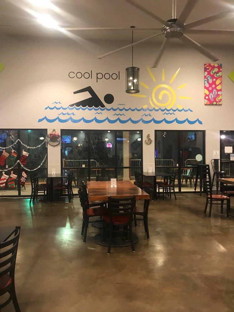 Cool Pool Cafe: Chelsea Dr, Fairfield Bay, AR