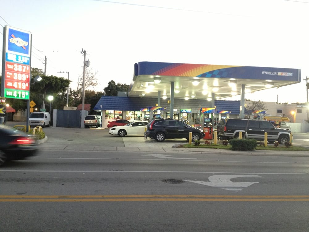 Sunoco Service Station - Gas Stations - 200 NW 36th St ...