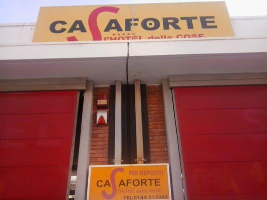 Photo Of Casaforte Self Storage Sanremo Imperia Italy