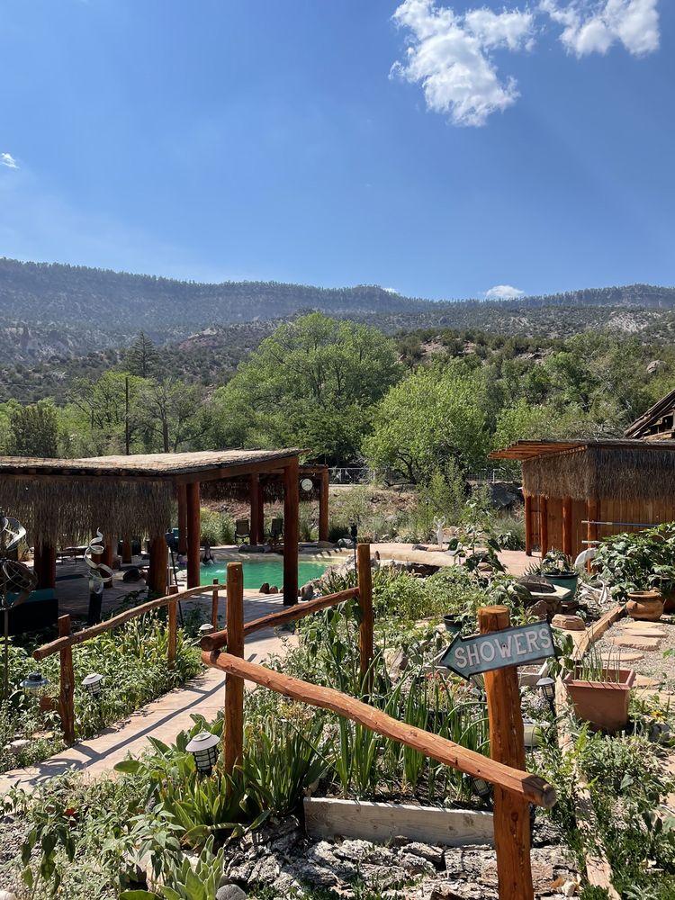 Jemez Hot Springs: 040 Abouselman Lp, Jemez Springs, NM