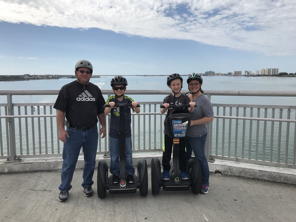 The Segway Adventure: 421 S GulfView Blvd, Clearwater, FL