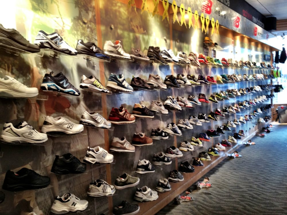 Wall of wonder/shoes - Yelp