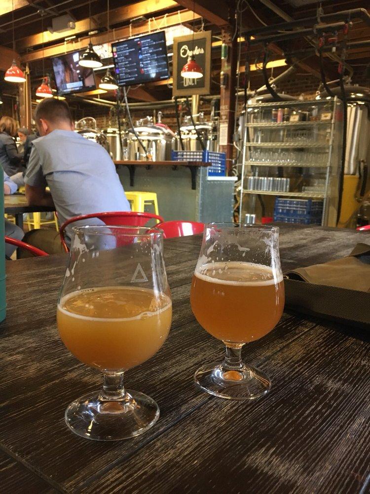 Triple Crossing Beer - Downtown