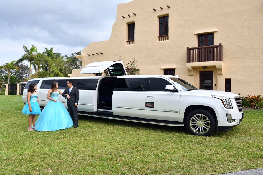 American Transportation & Limo Services: 4243 NW 37th Ct, Miami, FL