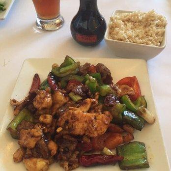 Shangri La China Bistro Restaurant Modesto Ca