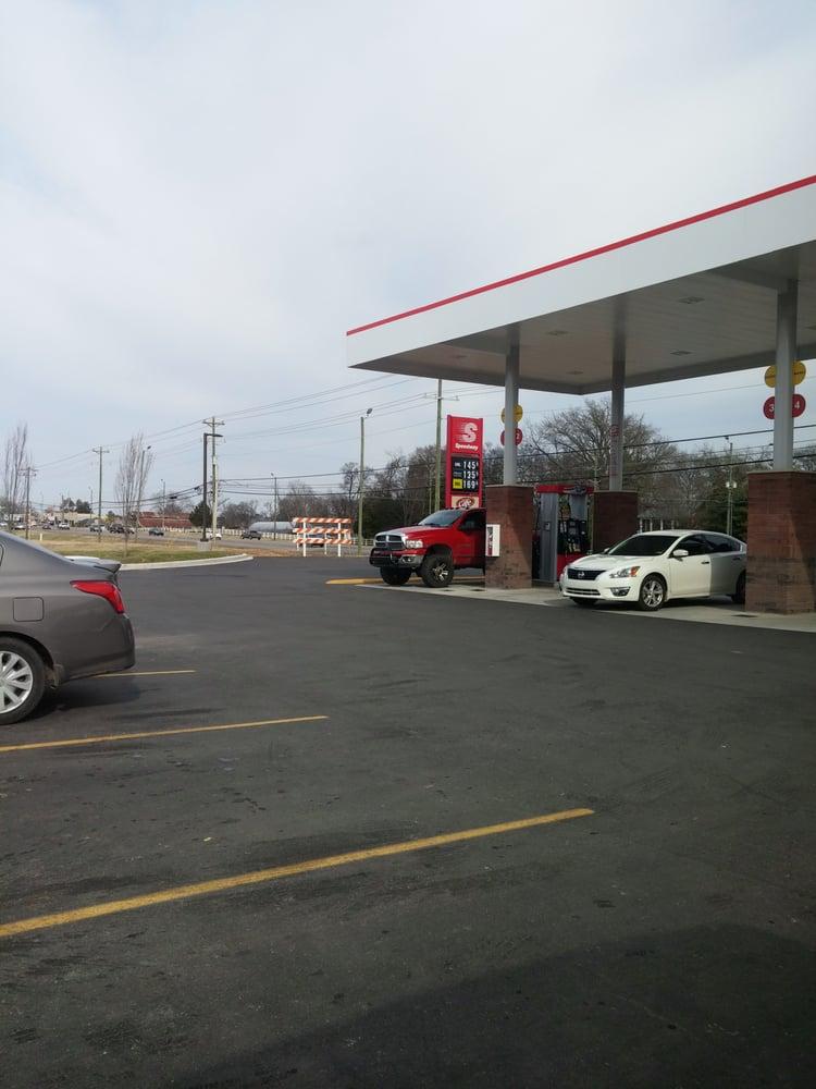 Speedway: 3162 S Church St, Murfreesboro, TN
