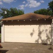 Before Photo Of Dfw Door Express   Allen, TX, United States. Garage Door  Fixed ...