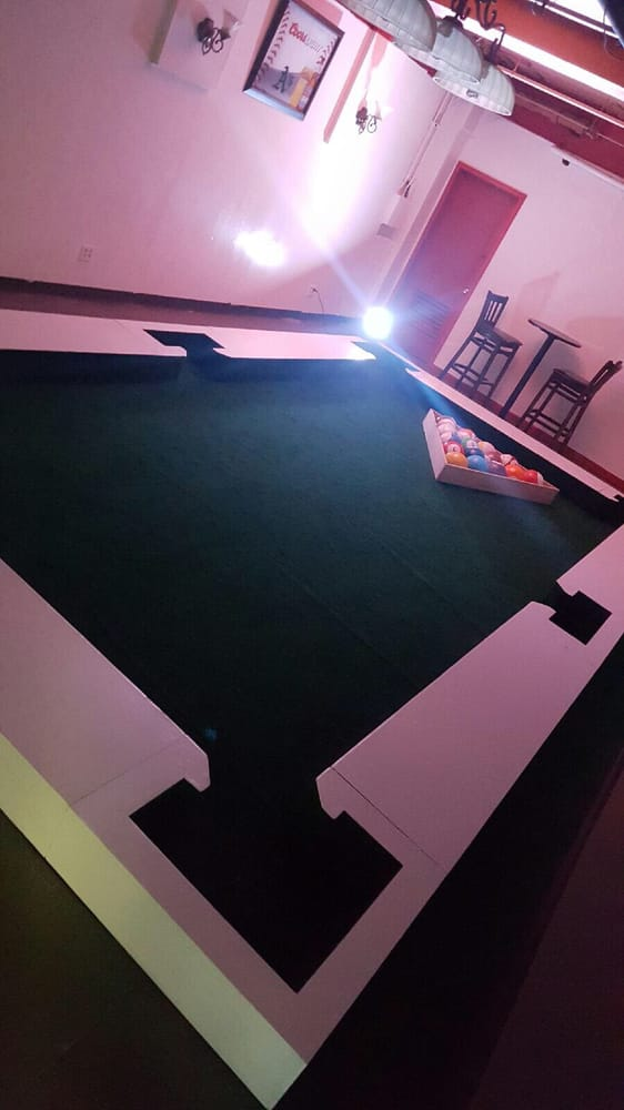 Life Size Pool Table Yelp - Life size pool table