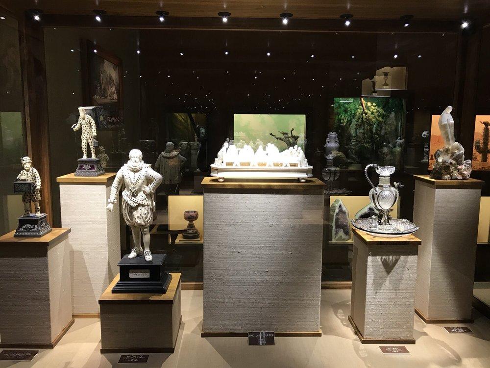 Lizzadro Museum of Lapidary Art: 220 S Cottage Hill Ave, Elmhurst, IL
