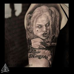 63f1f434ffa89 Photo of TNT Tattoo + Barber - Whistler, BC, Canada. Portrait tattoo by
