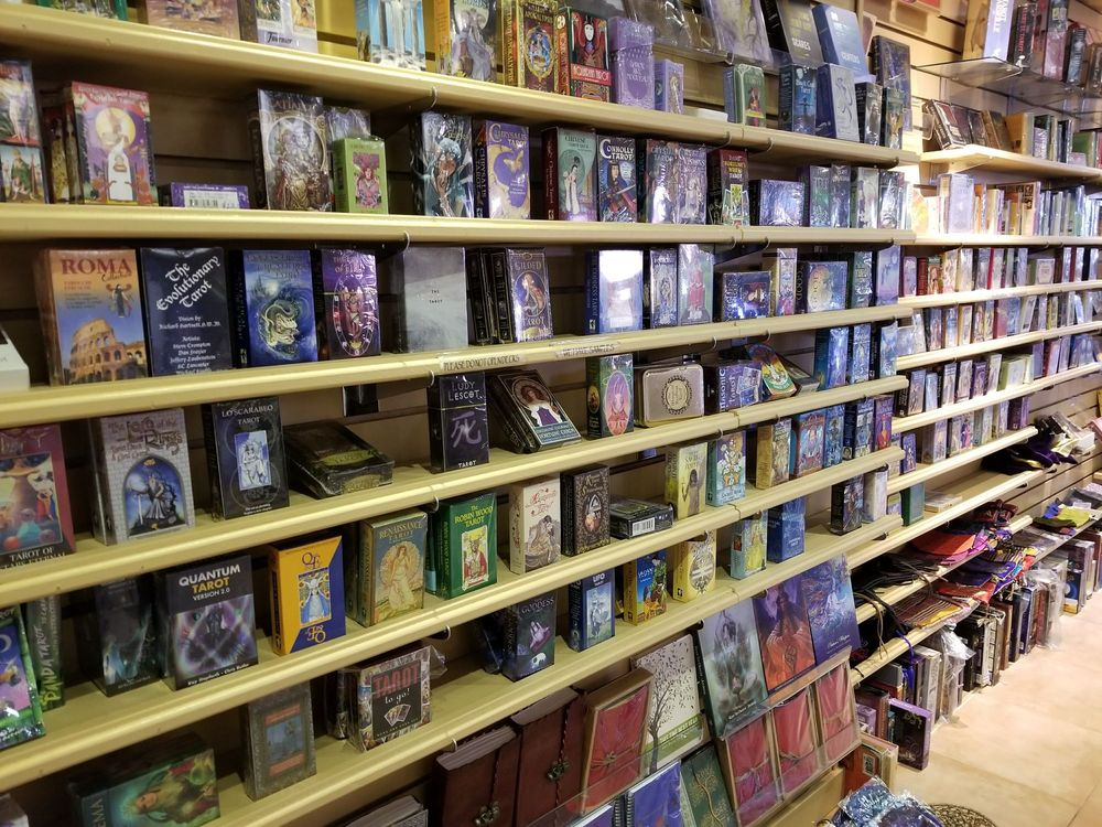 Goddess Isis Books & Gifts: 2775 S Broadway, Englewood, CO