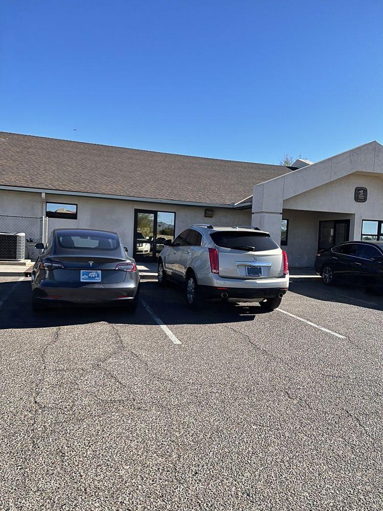 US Post Office: 7000 N Cotton Ln, Waddell, AZ