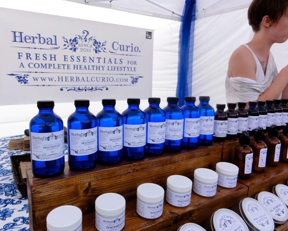 Herbal Curio: Alexandria, VA