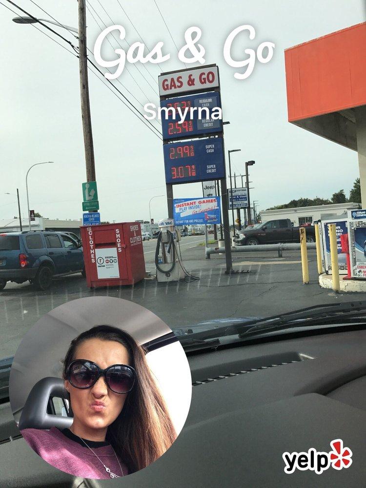 Gas & Go: 126 S Dupont Blvd, Smyrna, DE