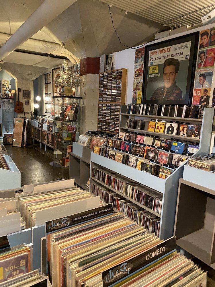 Kicksville Vinyl & Vintage