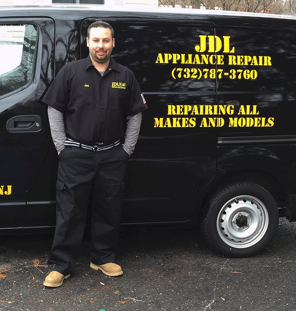 JDL Appliance Repair: Middletown, NJ