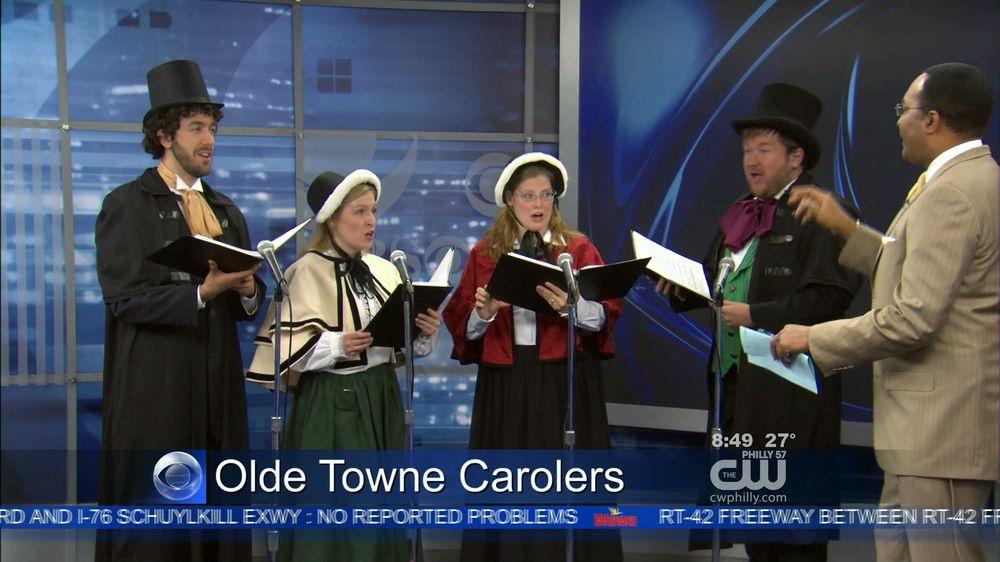 Olde Towne Carolers: Quakertown, PA