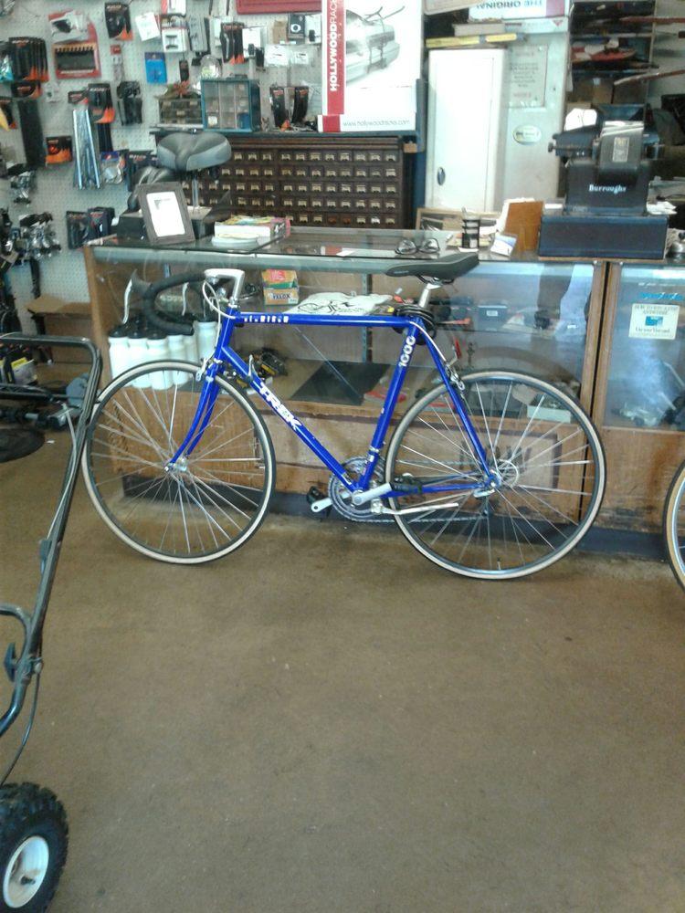 Baynesville Bicycle Shop