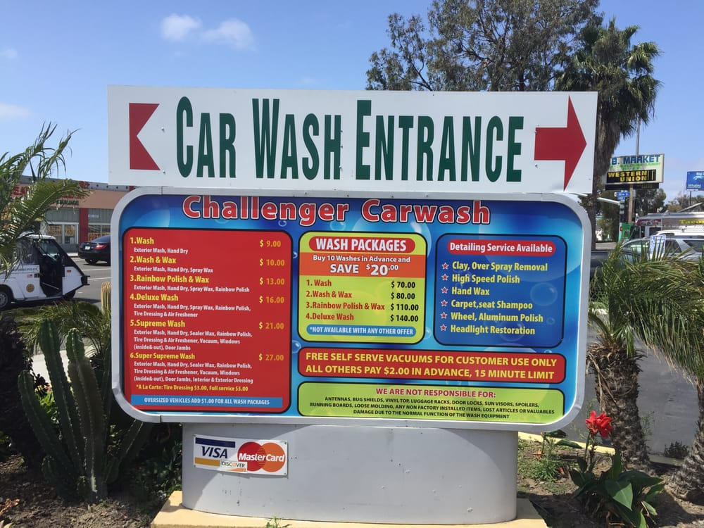 El Car Wash Phone Number
