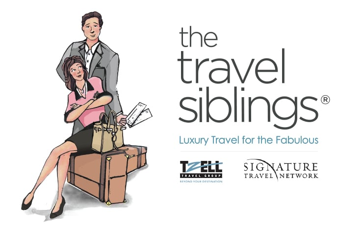 The Travel Siblings: 119 W 40th St, New York, NY