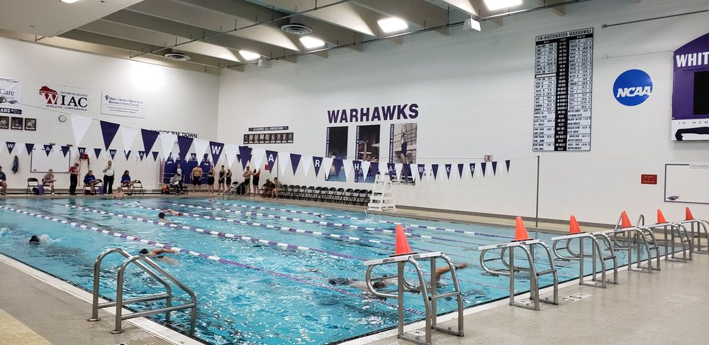 University of Wisconsin-Whitewater: 800 W Main St, Whitewater, WI