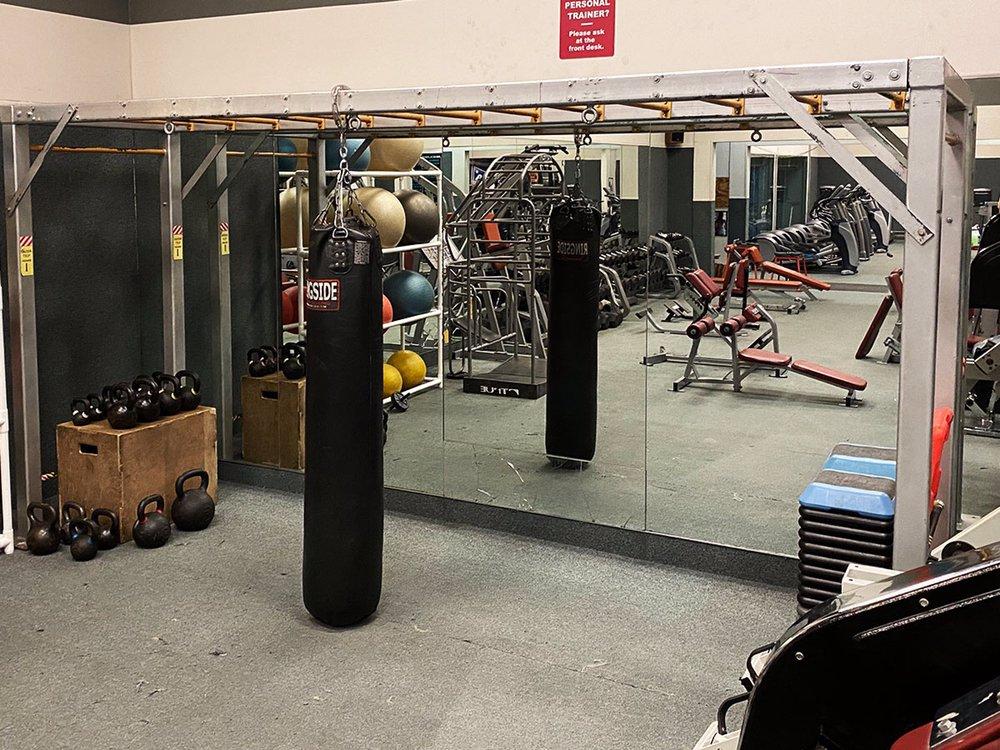 Royal Oak Gym: 1600 N Stephenson Hwy, Royal Oak, MI